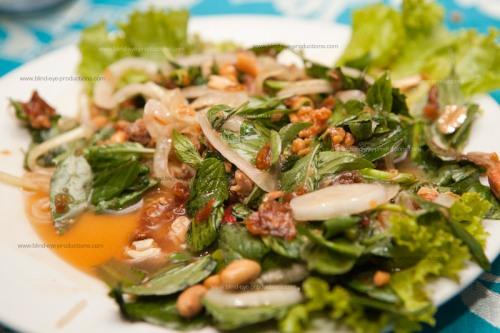 Goi Bo Tai Chanh or Rare Beef Lime Salad