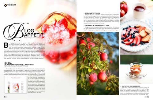 The Buzz - Blog Appetit page 1