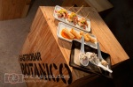 Set of appetizers at Botanico