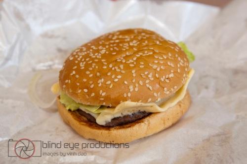 Lucky Burger