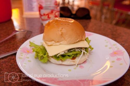 Song Tra burger