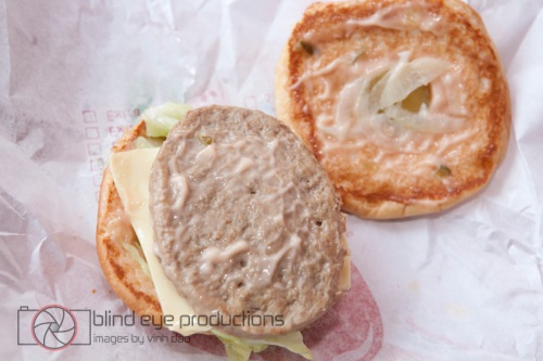 BB World burger patty