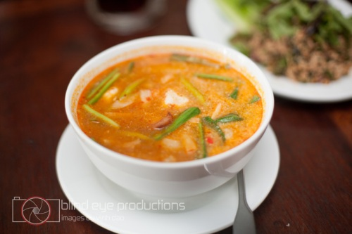 Tom Yum Kung Soup